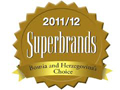 Superbrands BiH za 2011-2012.