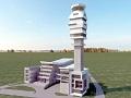 Niče novi kontrolni toranj na beogradskom aerodromu