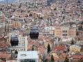 Tokom prve godine rada Sarajevske žičare veliki broj prevezenih putnika