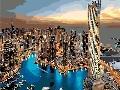 Grad budućnosti će imati lažni Mesec, veštačku kišu, leteći taksi i stalno nadgledanje građana